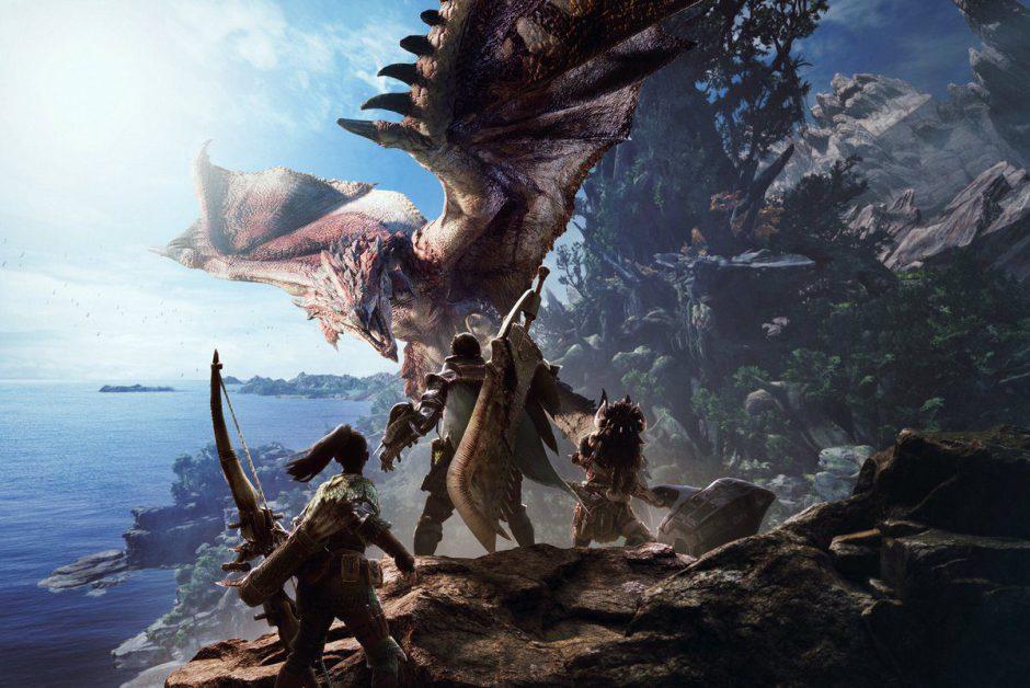 [E3 2017] Confirmado: Monster Hunter World llegará a Xbox One a principios de 2018