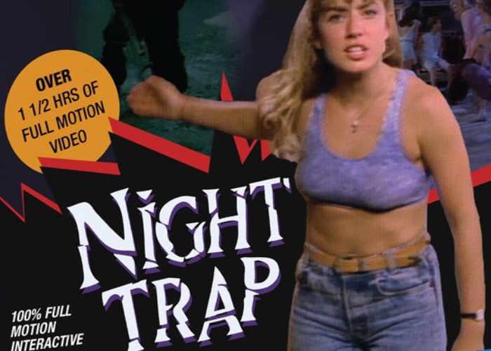 Nuevo modo de juego y tráiler de Night Trap 25 Anniversary