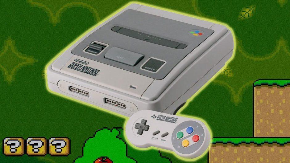 Una encuesta de Microsoft sobre el E3, menciona una versión de SNES Classic Edition