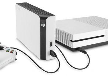 Seagate lanza el primer HDD externo de 8 Tb compatible con Xbox One X