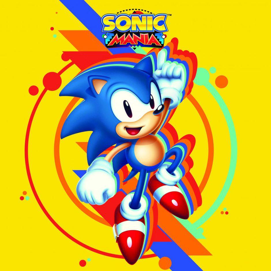SEGA y Data Discs anuncian el disco de vinilo de Sonic Mania