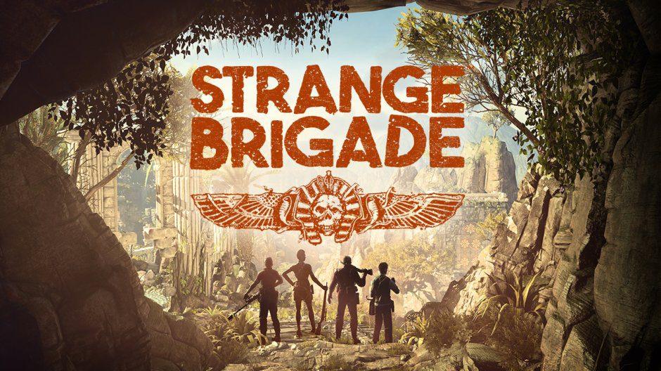 Rebellion anuncia Strange Brigade, una alocada aventura cooperativa de hasta 4 jugadores