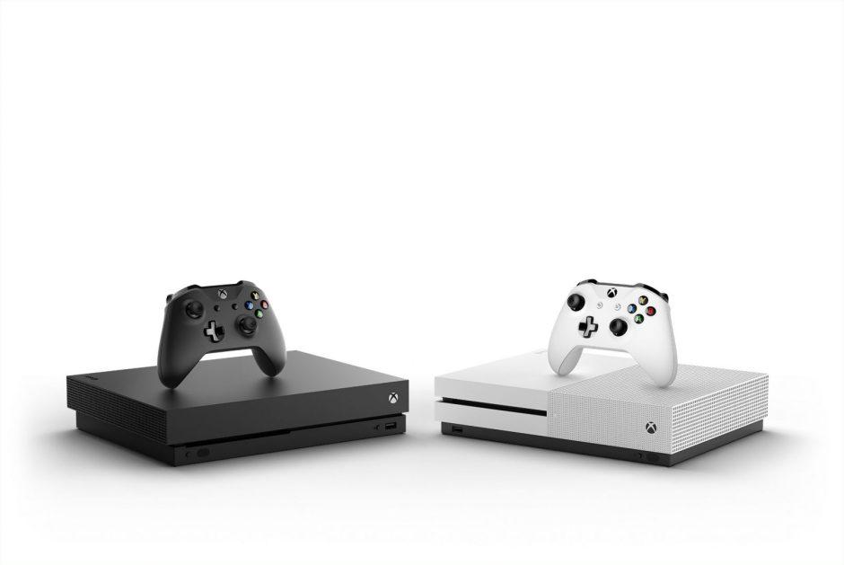 Desarrollar para Xbox One X mejorará directamente la versión para Xbox One S