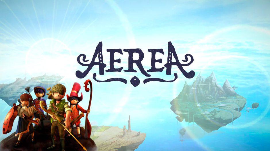 Soedesco presenta AereA, un RPG musical que llegará a Xbox One