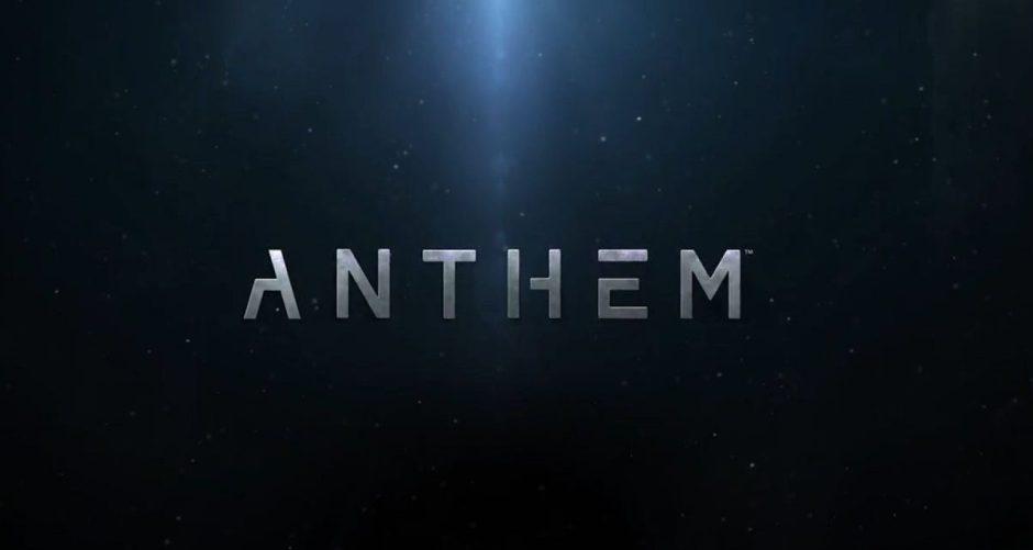 [E3 2017] Esto es Anthem, la nueva IP de Bioware en movimiento
