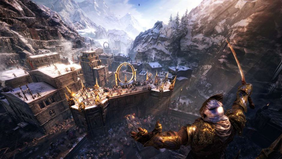 [E3 2017] Gameplay de Sombras de Guerra y su remodelado sistema Némesis