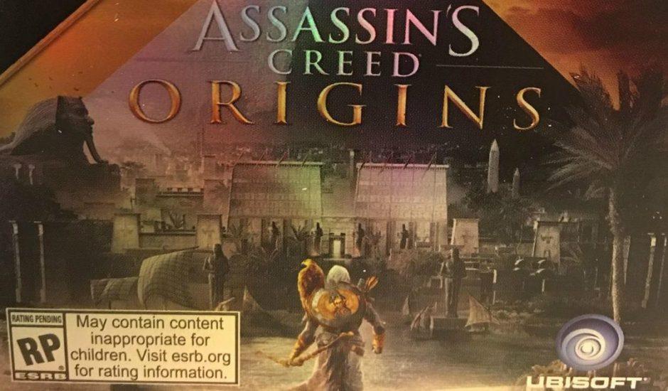 Assassin's Creed Origins: Nombre, DLC y Edición Gold filtrados