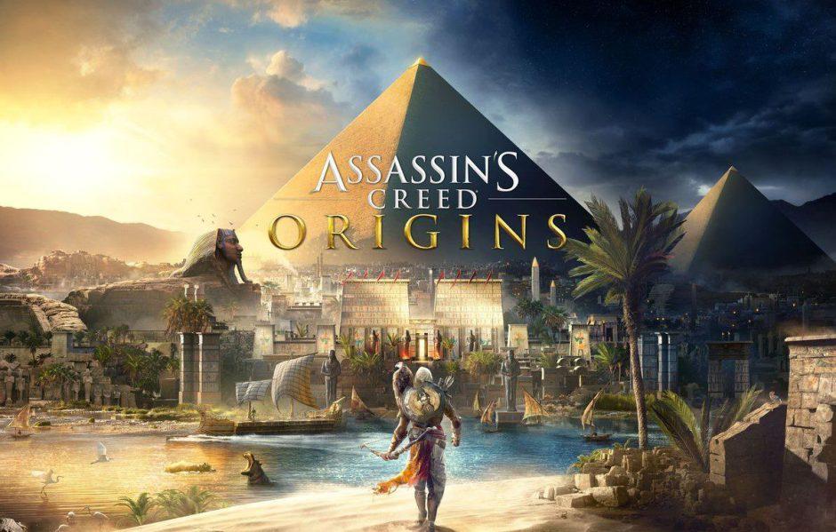 Nuevas capturas in-game de Assassin's Creed Origins corriendo en Xbox One X