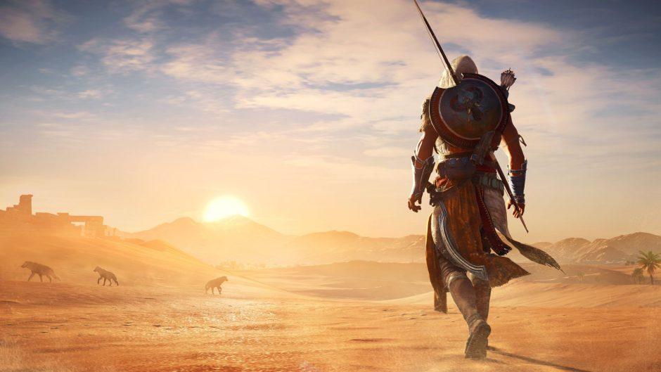 Assassin's Creed Origins luce espectacular en Xbox One X en este nuevo gameplay a 4K