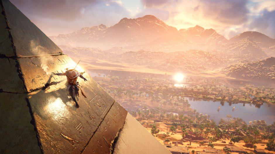 El mundo de Assassin's Creed Origins, será el doble de grande que el de Black Flag.