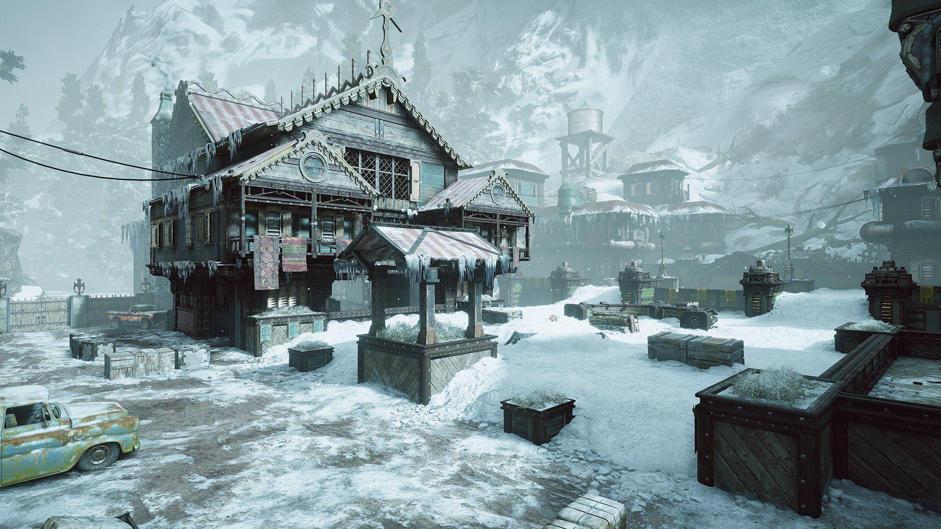 """Mega-actualización gratuita y prueba de 10 horas gratis para Gears of War 4 con """"El Levantamiento de la Horda"""""""