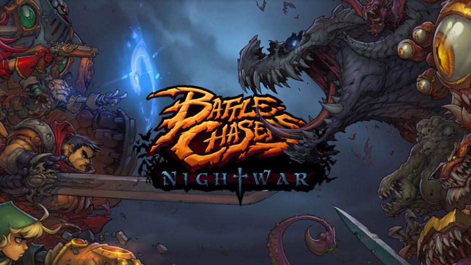 El nuevo JRPG Battle Chasers: Nightwar, llegará a Xbox One en octubre