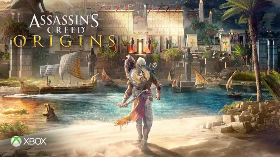[E3 2017] Presentado Assassin's Creed Origins y es BRUTAL
