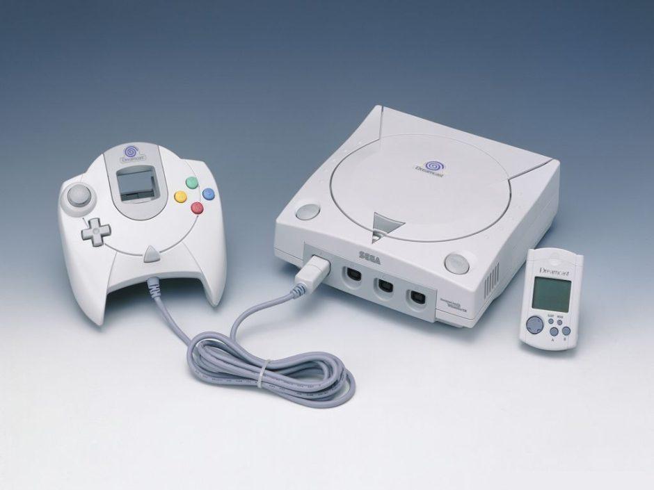 Un emulador de Dreamcast llegará a Xbox One próximamente