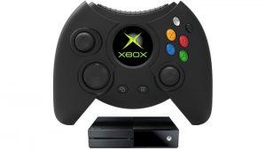 Microsoft traerá de vuelta el mando de la Xbox Original readaptado para Xbox One. 3