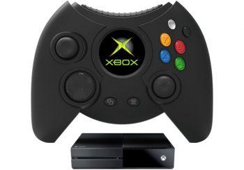 Microsoft traerá de vuelta el mando de la Xbox Original readaptado para Xbox One.