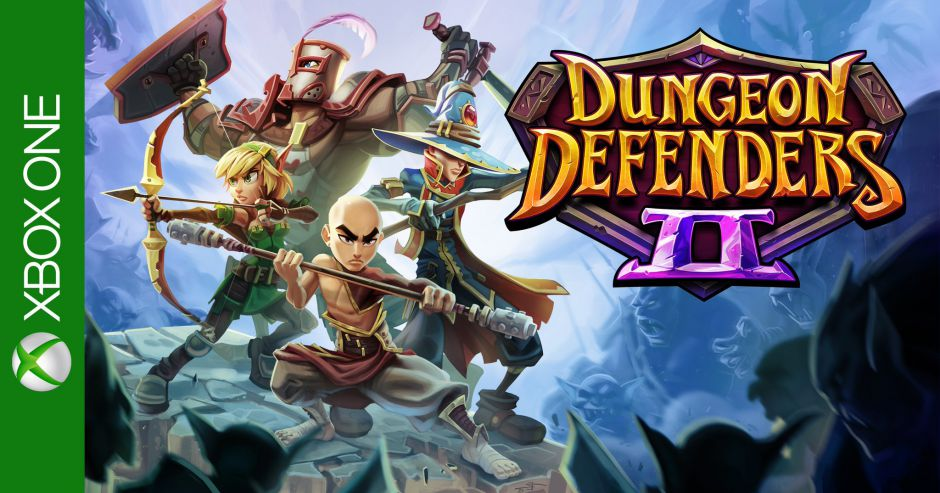 Dungeon Defenders 2 ya está disponible GRATIS en Xbox One