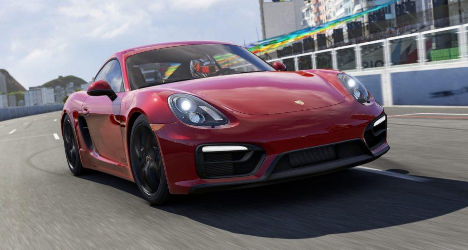 Gana una Xbox One X con el Torneo de Forza, presentado por Xbox España y Porsche