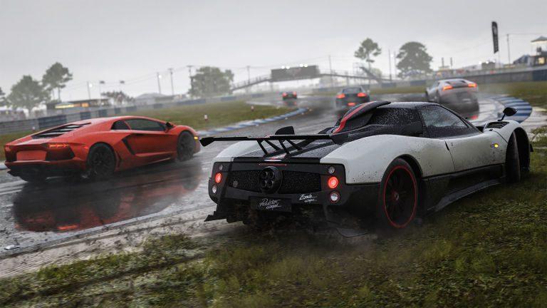 [E3 2017] Gameplay de Forza Motorsport 7 a 4K y 60 fps con climatología dinámica