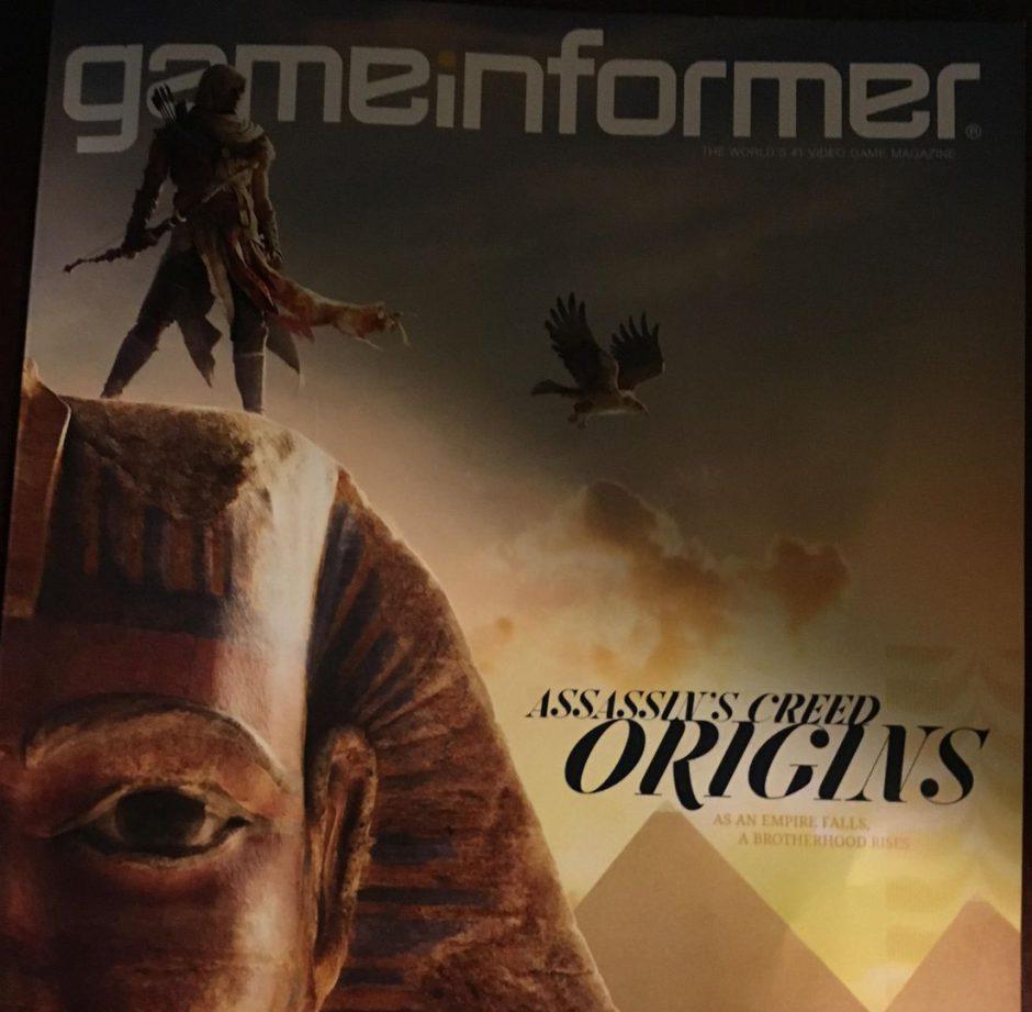 Se filtran nuevos detalles de Assassin's Creed: Origins que confirman los 4K nativos en Project Scorpio