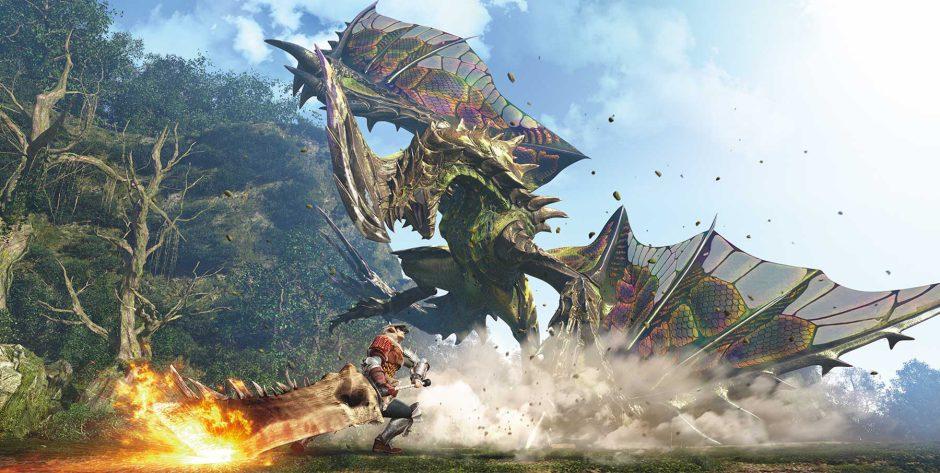 [E3 2017] Monster Hunter 5 en Xbox One podría ser una de las bombas de Microsoft