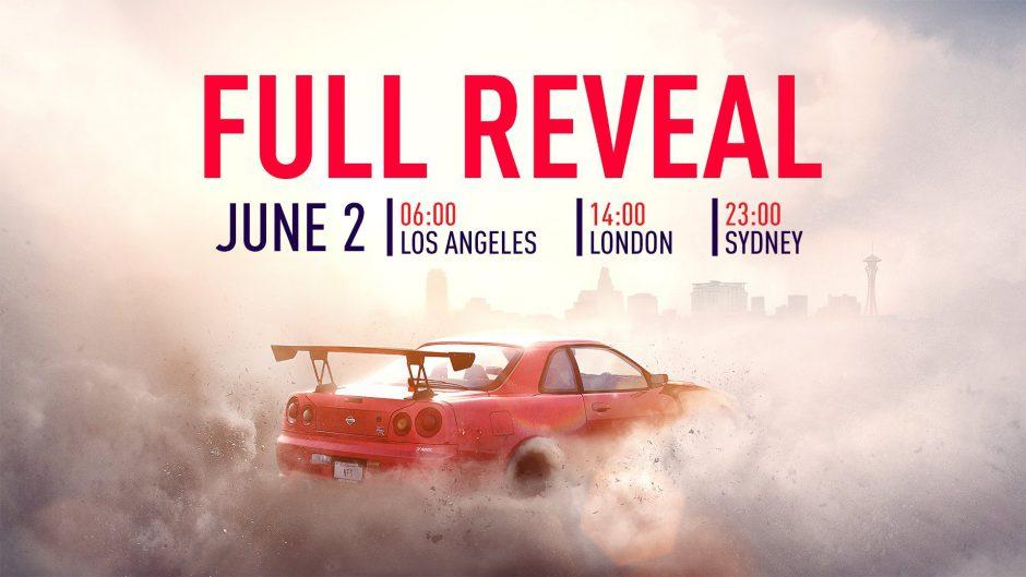 El nuevo Need for Speed se revelará mañana