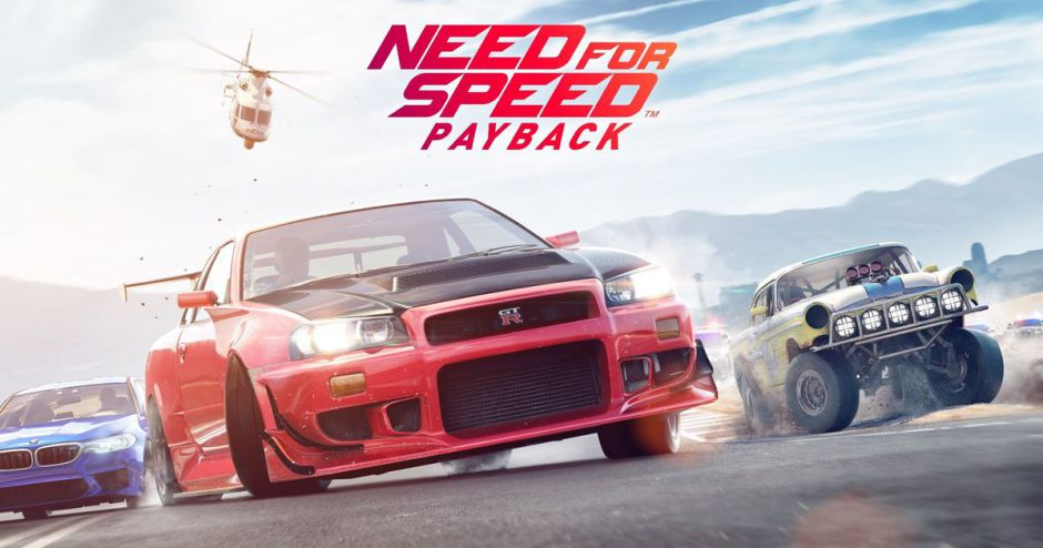 [E3 2017] EA presenta Need for Speed Payback en un trailer alucinante