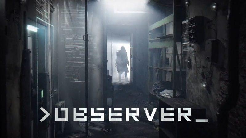 Inquietante gameplay de Observer, lo nuevo de los creadores de Layers of Fear
