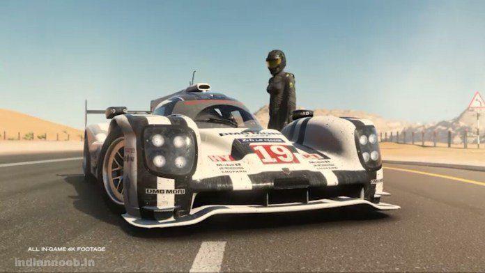 [E3 2017] Forza Motorsport 7 es real y ya se han filtrado algunas imágenes