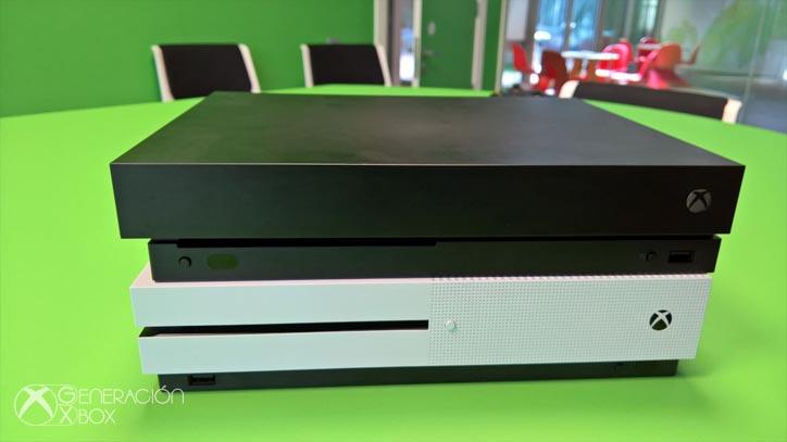Hemos conocido a la bestia: Visitamos las oficinas de Microsoft para ver Xbox One X
