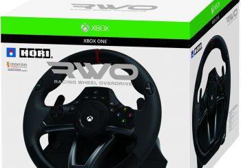 El volante Hori Racing Wheel Overdrive ya tiene fecha de lanzamiento