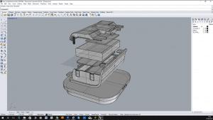 Un proyecto muestra una batería inalámbrica para Xbox One