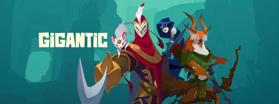 Gigantic se lanza oficialmente en Xbox One