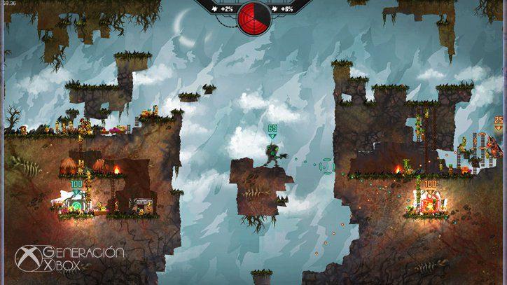 Mayan Death Robots: Arena Generacion Xbox