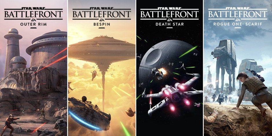 Todos los DLCs de Star Wars Battlefront ya están disponibles con EA Access