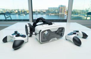 El Ascend HMD es un dispositivo VR que quiere llegar a Xbox One