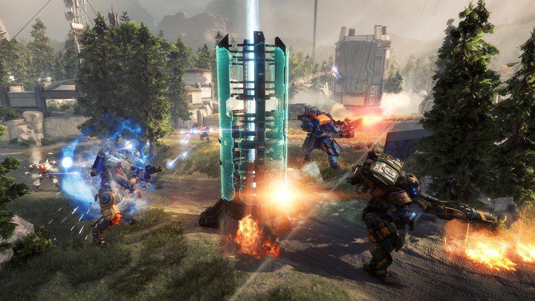 Ya está disponible el modo horda cooperativo para Titanfall 2 de forma gratuita