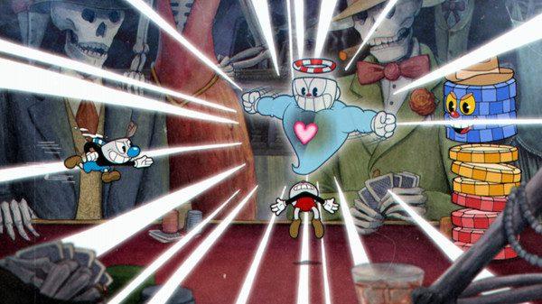 Nuevas imágenes de Cuphead, la magia hecha videojuego - Studio MDHR ha liberado nuevas capturas de Cuphead en donde podemos ver nuevas situaciones en el juego.