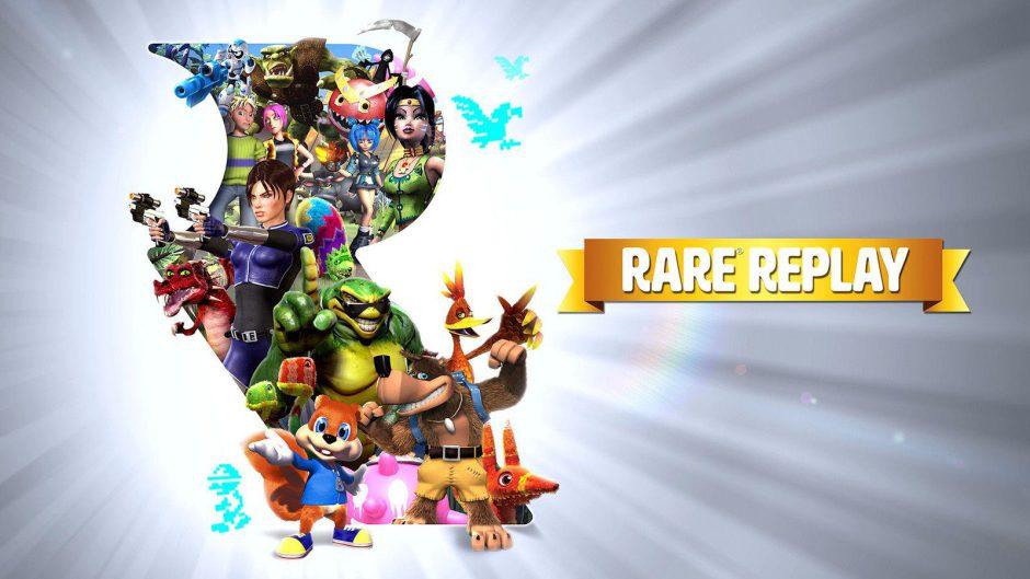 Rare Replay lanza un trailer para celebrar su versión enhanced a 4K