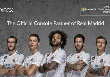 Microsoft y Real Madrid van de la mano. Xbox One es la consola oficial del equipo