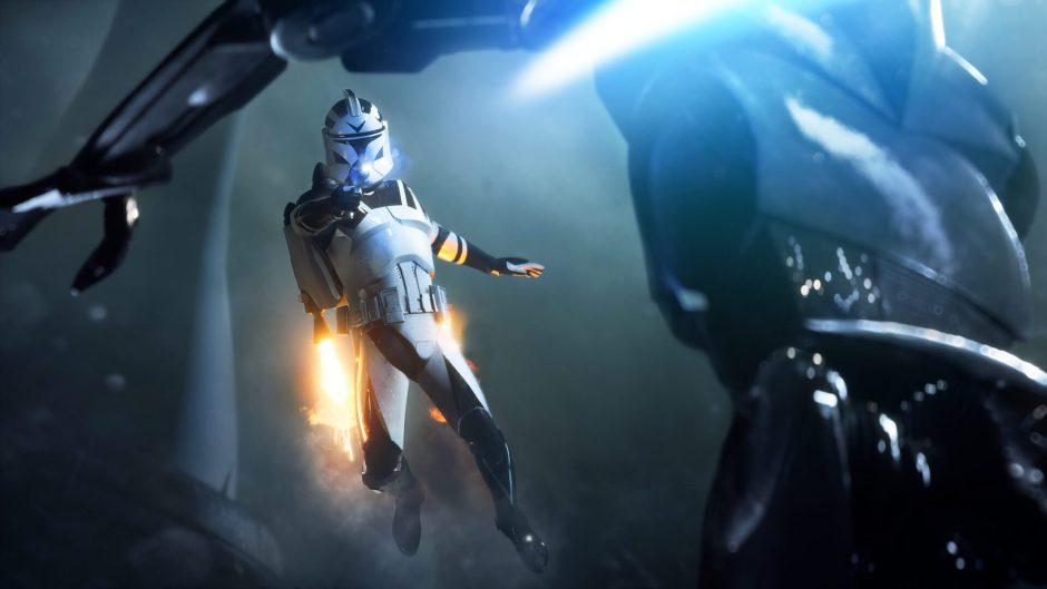 Ya tenemos fecha para la beta abierta de Star Wars Battlefront II