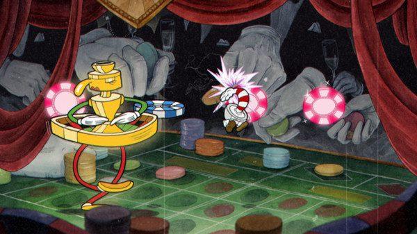 Nuevas imágenes de Cuphead, la magia hecha videojuego 2