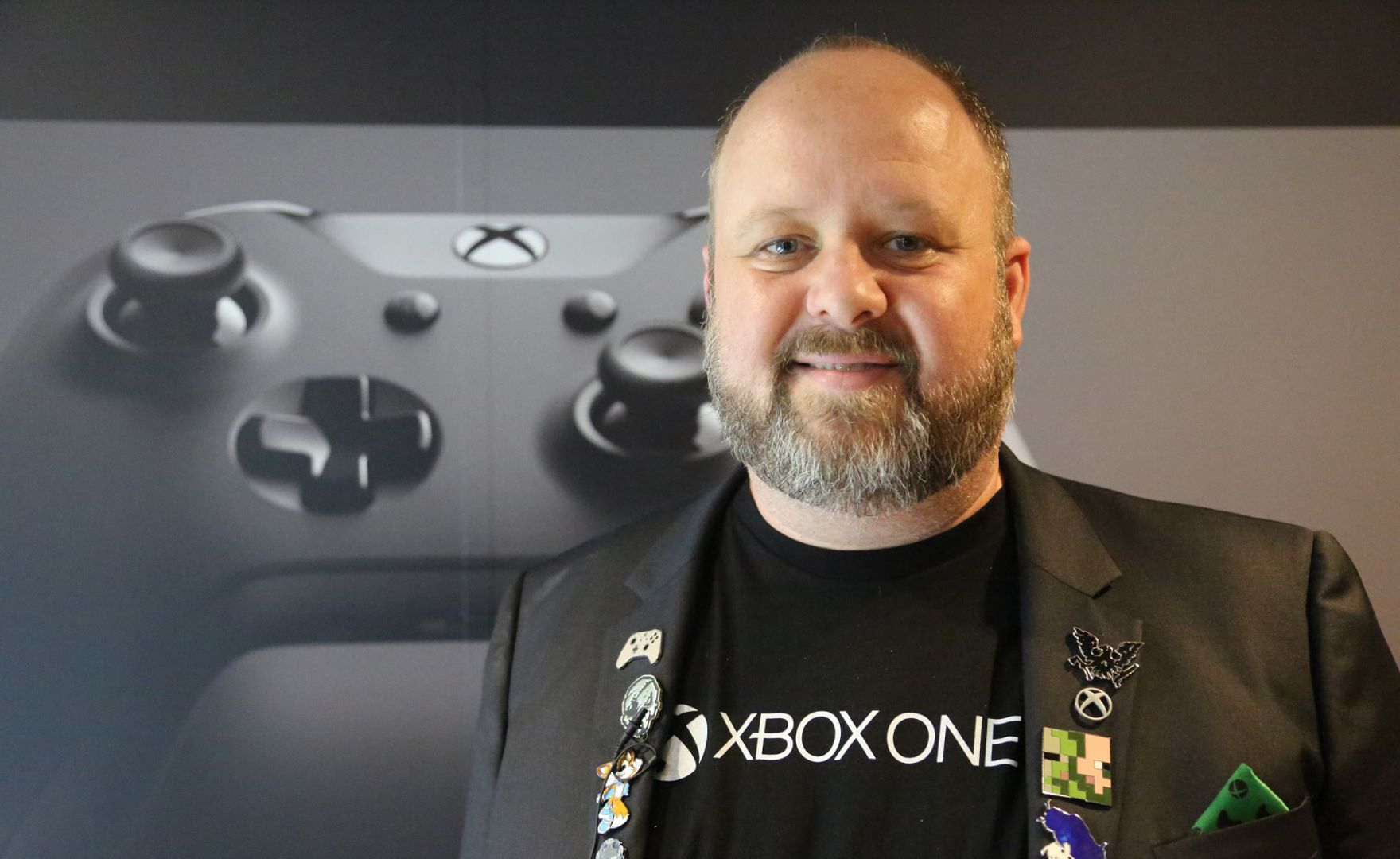 Aaron Greenberg Xbox One X