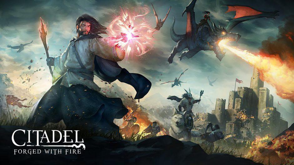 Anunciado Citadel: Forged With Fire, un RPG de fantasía online y mundo abierto