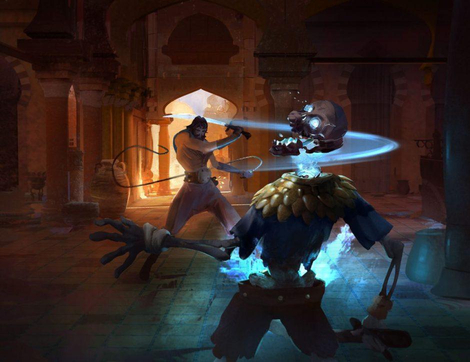 Los antiguos creadores de Bioshock presentan City of Brass