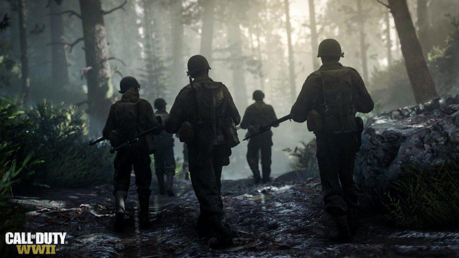 Se filtran numerosos detalles del modo zombie de Call of Duty WW2
