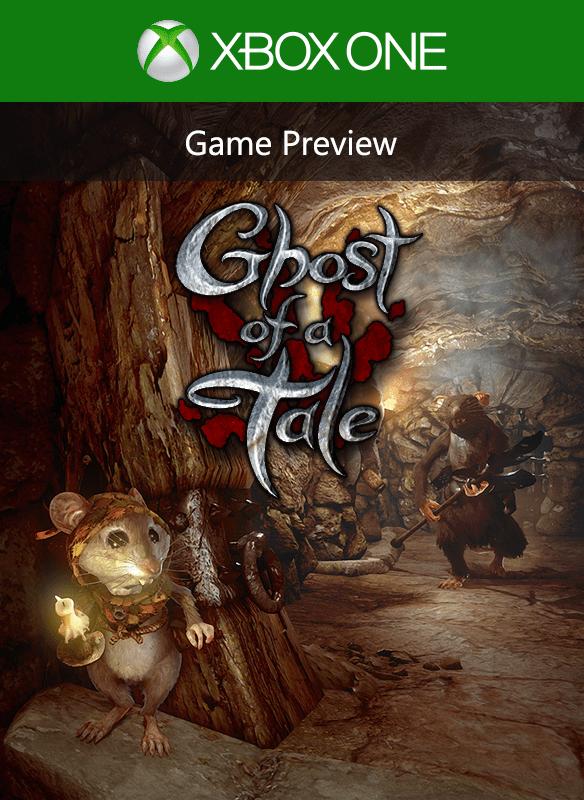 Ghost of a Tale ya se encuentra disponible en Xbox Game Preview, sin prueba gratuita