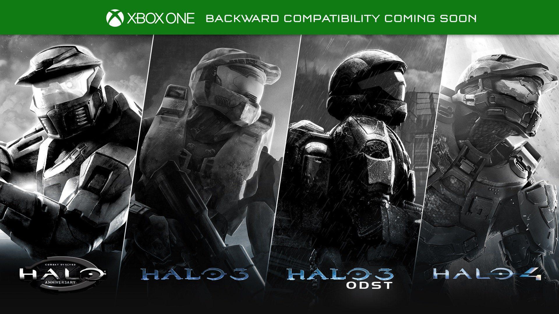 Microsoft Se Toma Su Tiempo Para Traer La Saga Halo A Retrocompatibles