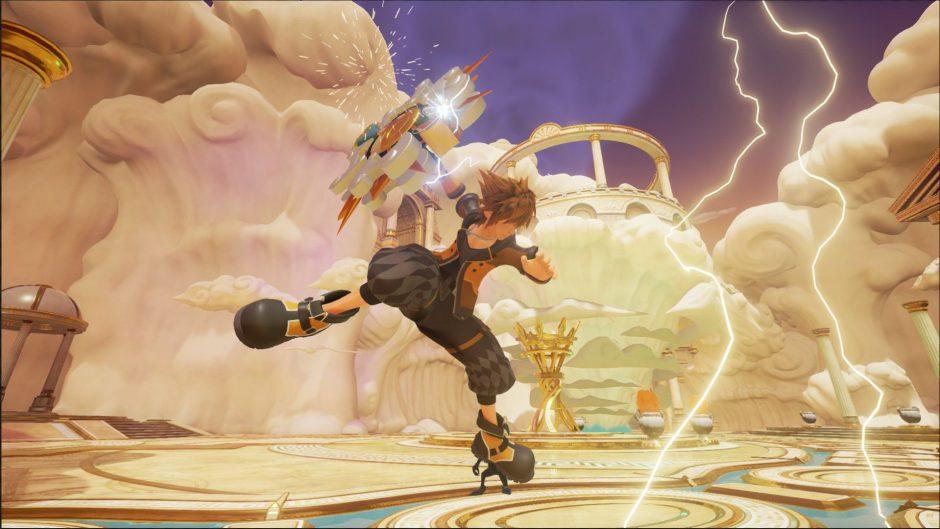 Kingdom Hearts III llegará solamente con voces en inglés