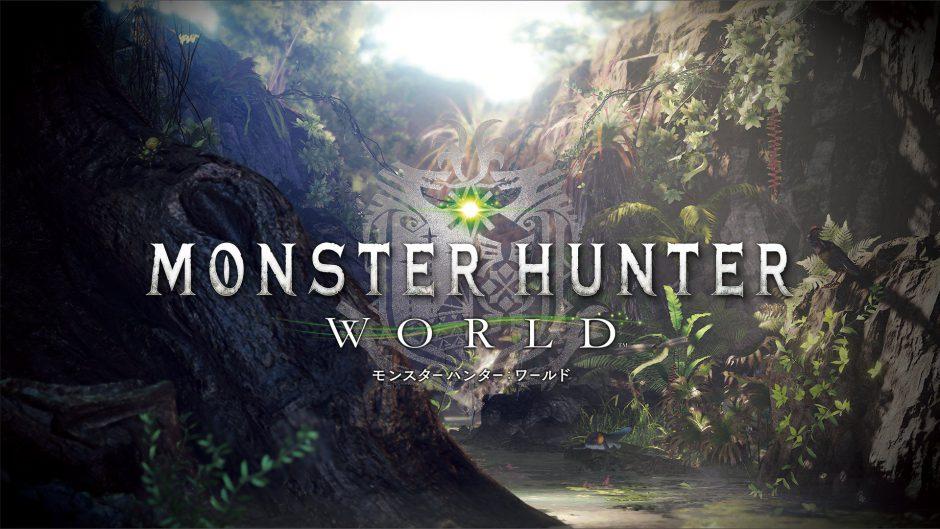Alucina con el nuevo gameplay de Monster Hunter World